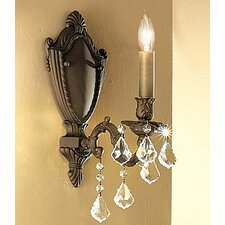 Chateau 1 Light Wall Sconce