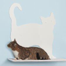 "20"" Silhouette Prance Cat Perch"