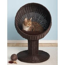 Kitty Ball Hooded Cat Bed