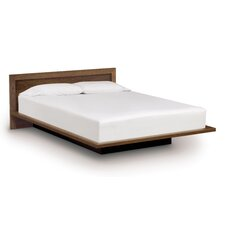 Moduluxe Bed with Low Panel Headboard