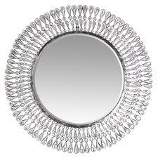 Paige Rhinestone Wall Mirror