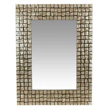 Irena Capiz Wall Mirror