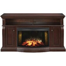 Muskoka TV Stand with Electric Fireplace