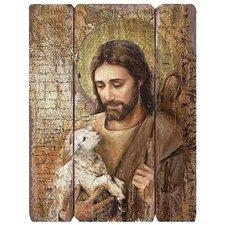 Jesus Decorative Panel Wall Décor