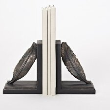 Feather Bookend (Set of 2)