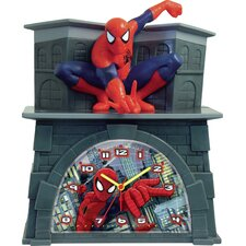 Spider-Man Alarm Clock