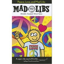Peace Love and Mad Libs
