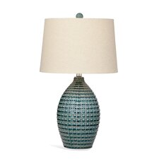 """Hurst 26"""" H Table Lamp with Empire Shade"""