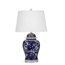 """Brohman 29"""" H Table Lamp with Empire Shade"""