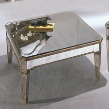 Borghese Mirrored Rectangle End