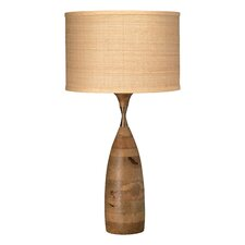 """Amphora 31"""" H Table Lamp with Drum Shade"""