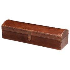 Tobacco Leather Chester Box