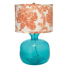 "Jug 20.5"" H Table Lamp with Drum Shade"
