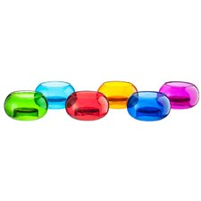 Glass T-Lite Votive (Set of 6)