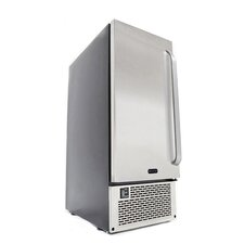 """15"""" 50 lb. Built-In Clear Ice Maker"""