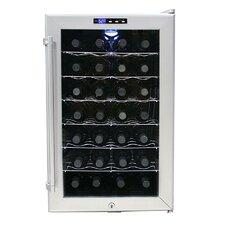 SNO 28 Bottle Single Zone Freestanding Wine Refrigerator