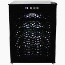 20 Bottle Single Zone Freestanding Wine Refrigerator