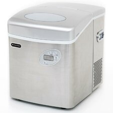 "17.25"" 49 lb. Portable Ice Maker"
