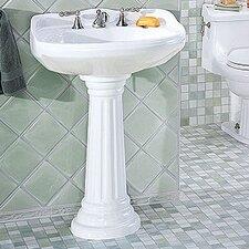 Arlington Petite Pedestal Sink