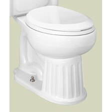 Chair Height 1.28 GPF Elongated Toilet Bowl Only
