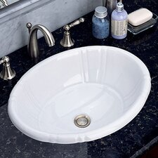 Antigua Petite Countertop Bathroom Sink