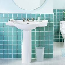 Palermo Pedestal Bathroom Sink