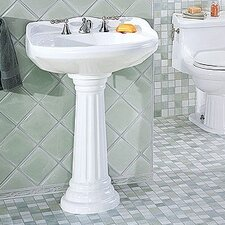 Arlington Grande Pedestal Bathroom Sink