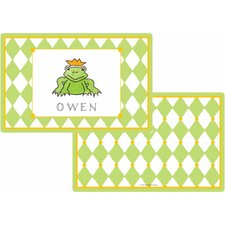 The Kids Tabletop Frog Prince Placemat