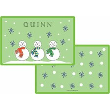 The Kids Tabletop Holiday Placemat