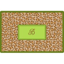 Everyday Tabletop Leopard Placemat