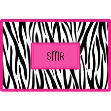 Everyday Tabletop Zebra Placemat
