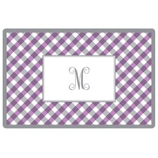 Everyday Tabletop Gingham Placemat