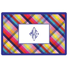 Everyday Tabletop Bright Gingham Placemat