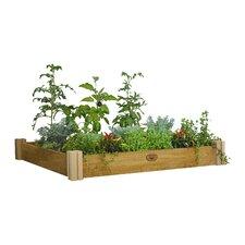 Modular Rectangular Raised Garden