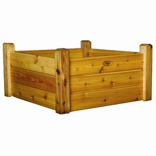 """19"""" Raised Garden Bed with Safe Finish"""