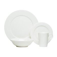 Pure Vanilla 16 Piece Dinnerware Set