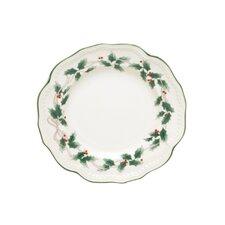 "Holiday Dinnerware 8.5"" Classic Salad Plate (Set of 4)"