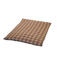Classic Check Pet Duvet Cover in Brown