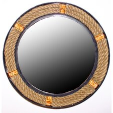 Rope Decor Mirror