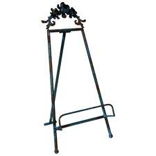 Flowers Metal Table Easel