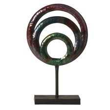 Circles Table Décor Sculpture