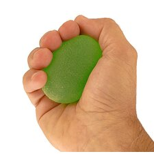 Hand Exercise Egg Shaped Squeeze Ball