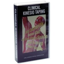 Clinical Kinesio Taping Video DVD