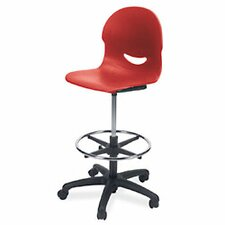 IQ Series Mid-Back Drafting Chair