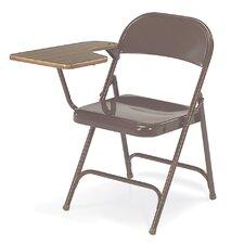 Metal Tablet Arm Chair (Set of 2)