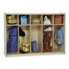 5-Section Tot Locker