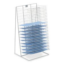 Table-top Art Drying and Storage Rack