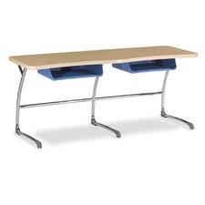 "Zuma Laminate Particleboard 25"" Student Desk"