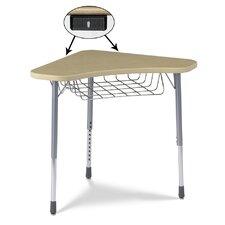 Zuma Laminate Particleboard Student Desk (Set of 2)