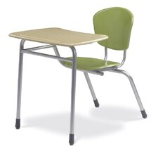 "Zuma 19.38"" Plastic Classroom Chair"